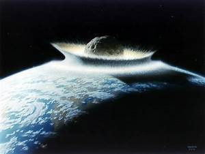 Hannah's Journalism: Asteroid Hitting the Moon or Earth?
