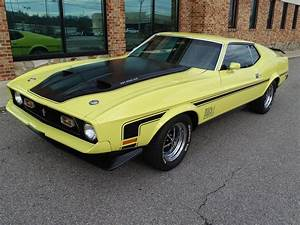 1971 Ford Mustang | GAA Classic Cars