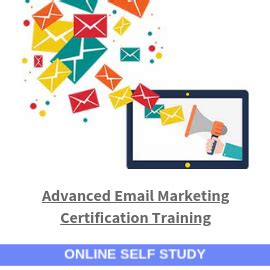 email marketing certification free advanced email marketing certification