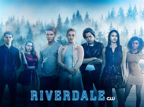 riverdale season  key art released