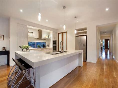 modern kitchen island bench kitchen design ideas pantry kitchens and doors