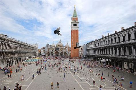 St Marks Square Venice Italy Places I Have Been