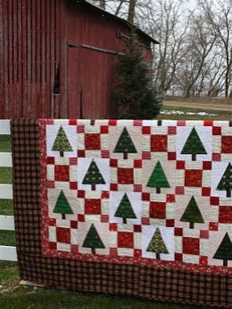 christmas tree quilt quilt christmas pinterest