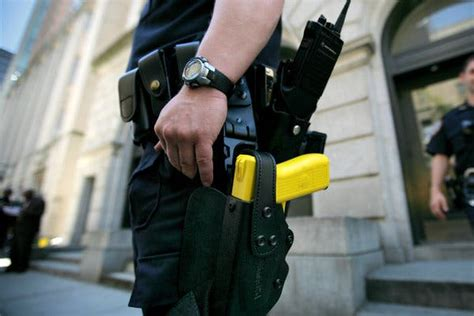 complaint board softened report  police   tasers