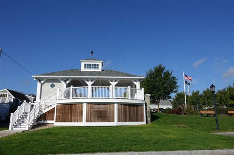 Yarmouth Boat Landing by Yarmouth Unveils Completed Packet Landing Pavilion