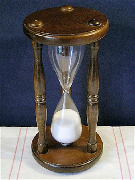 large hourglass sand timer vintage goodness 1 0 new goodness up for auction on ebay 6790