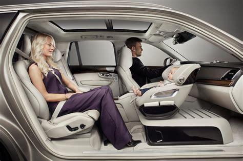nouveau siege auto volvo un siège auto premium pour le xc90