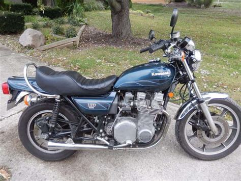 1980 Kawasaki Ltd 1000 by 1980 Kawasaki Kz1000 Ltd Original Bike With Many New