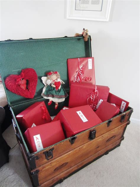 1 minute bible love notes christmas trunk
