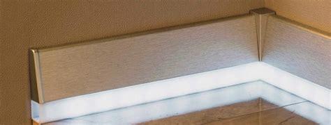 Sockelleisten Mit Led Beleuchtung by Inspiration Indirekte Beleuchtung Mit Led Sockelleisten