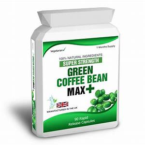 Coffee Bean Extract Diet Reviews