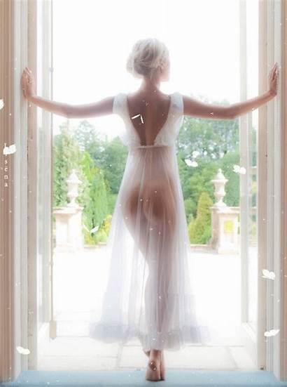 Boudoir Lingerie Sheer Bridal Night Wear Another