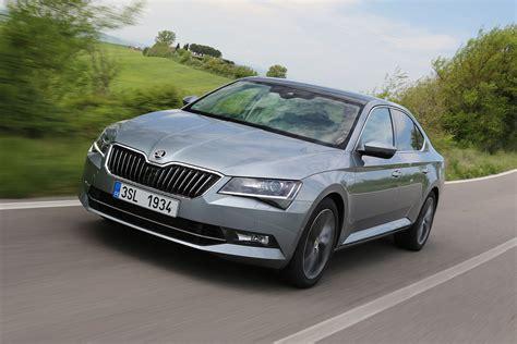 New Skoda Superb 2015 review   Auto Express