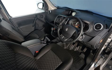 renault van interior renault kangoo review business vans