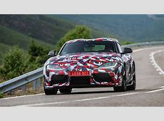 Toyota Supra review CAR Magazine