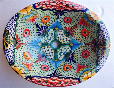 mexican hand painted sinks talavera hand painted mexican sink internet vs