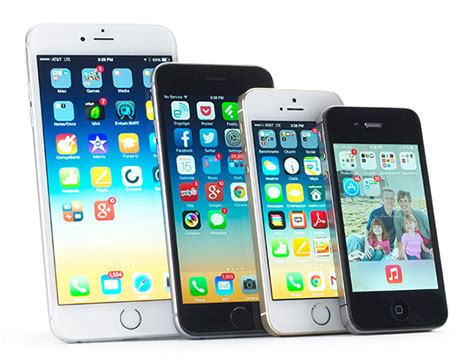 what year did the iphone come out premiers tests des iphone 6 et iphone 6 plus deux grands 20576