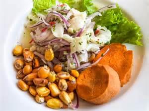 Cuisine Peruvian Peru Food