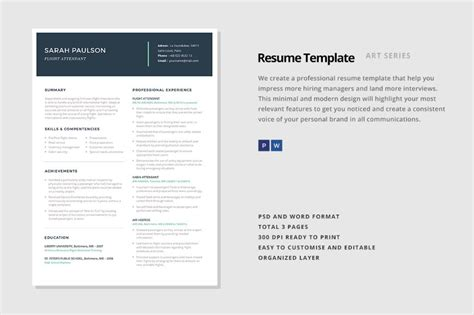 Consulting Resume Template Word by 20 Business Resume Template Word Psd Eps And Ai Format