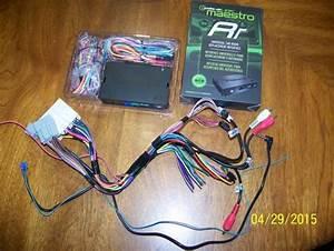 Idatalink Maestro Rr  U0026 Scosche Dash Kit