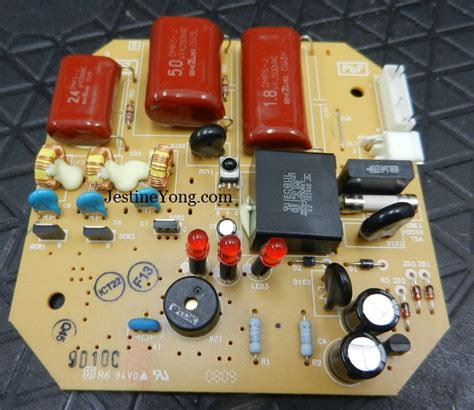 Harbor Ceiling Fan Circuit Board by Panasonic Ceiling Fan Repaired Electronics Repair And