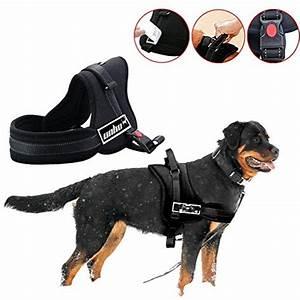 Unho Dog Body Harness Pug Life Harness Adjustable Strap