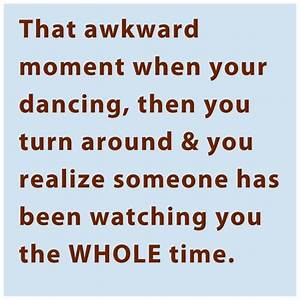Information About That Awkward Moment When You Realize Quotes