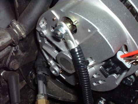 alternator installation alternator starter rebuild kits