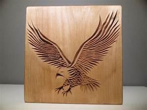 Eagle carved eagle chip carving wood carving wooden