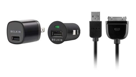 belkin iphone charger belkin usb charging kit with wall charger and