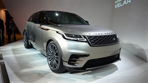 Land Rover Range Rover Velar Coupesuv Arrives This Summer