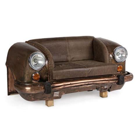 canapé voiture mobilier industriel meuble canape voiture canapé