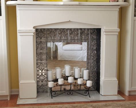 how to build a faux fireplace didn t get a fireplace heater still fireplace