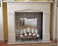 faux fireplace ideas Didn't get a fake fireplace heater still? | FIREPLACE DESIGN IDEAS