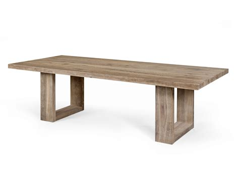 rectangular oak dining table rectangular oak dining table complice by cabuy d