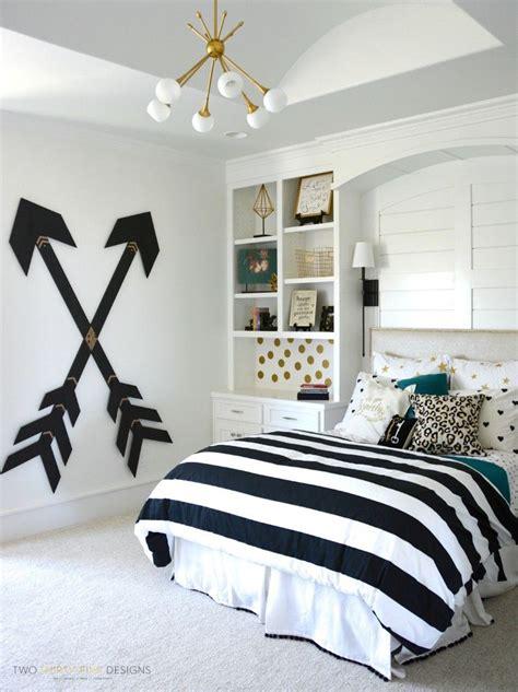 wooden wall arrows diy ideas room decor bedroom teen