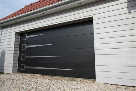 porte de garage sectionnelle castorama portes d entr 233 es pvc bois et aluminum portes de services portes de garages portes de