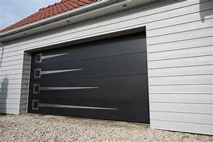 portes d39entrees pvc bois et aluminum portes de services With porte de garage enroulable et fabrication de porte en bois