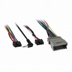 AXXESS Plug-n-Play Harness for AX-ADDCAM InterfaceAX-ADDCAM-CH4