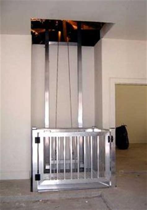 attic lift utilize  attic space