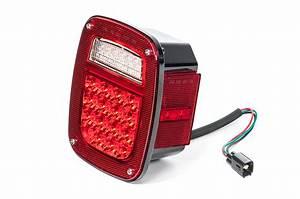 Quadratec Led Tail Light Kit For 01