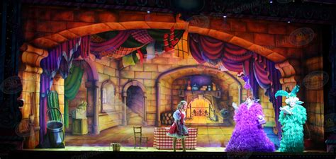 cinderella pantomime southend cliff pavillion  creations