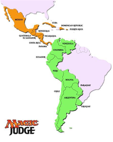 Changes to the Latin America – Spanish Region – Magic ...