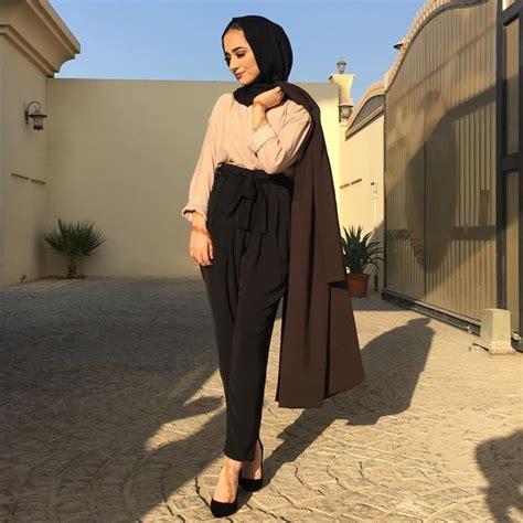 magnifiques idees de hijab fashion  porter tous les
