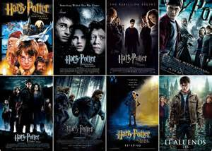 Harry Potter All Movies
