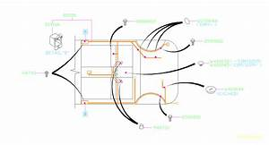 Subaru Forester Wiring Harness Usa   Rear   Main