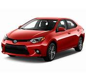 Image 2016 Toyota Corolla 4 Door Sedan CVT LE Plus Natl