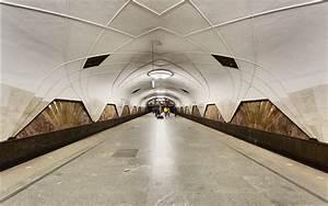 Aeroport  Moscow Metro
