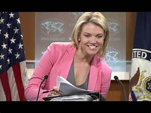 Heather Nauert Compilation: Former Fox News Anchor, State ...