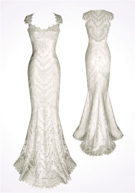 50 Best Images About Claire Pettibone Wedding Dresses On